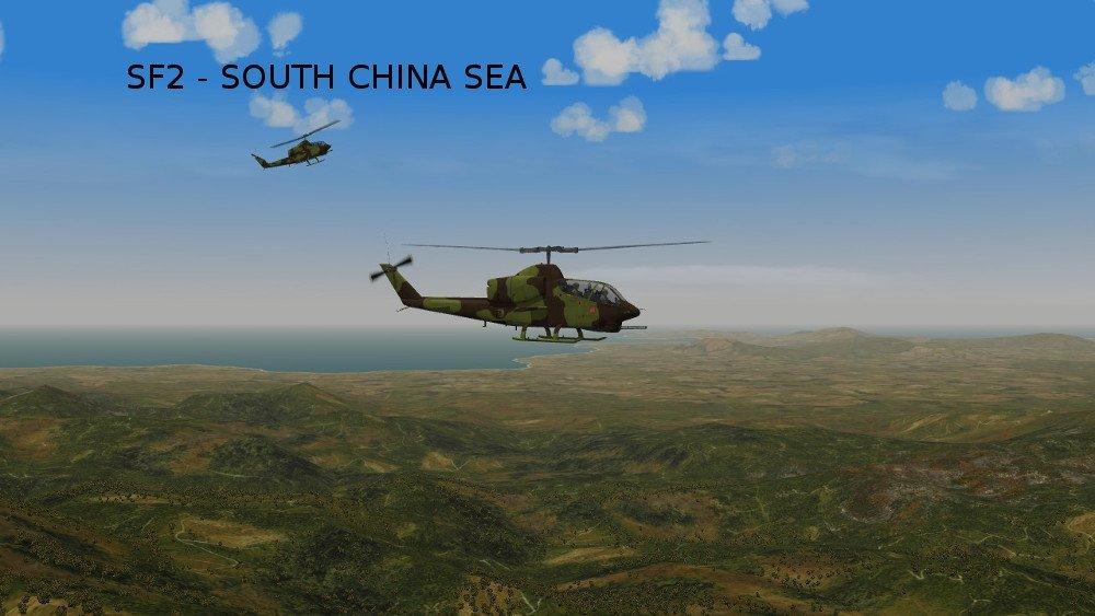 South China Sea 250m v 0.1 BETA