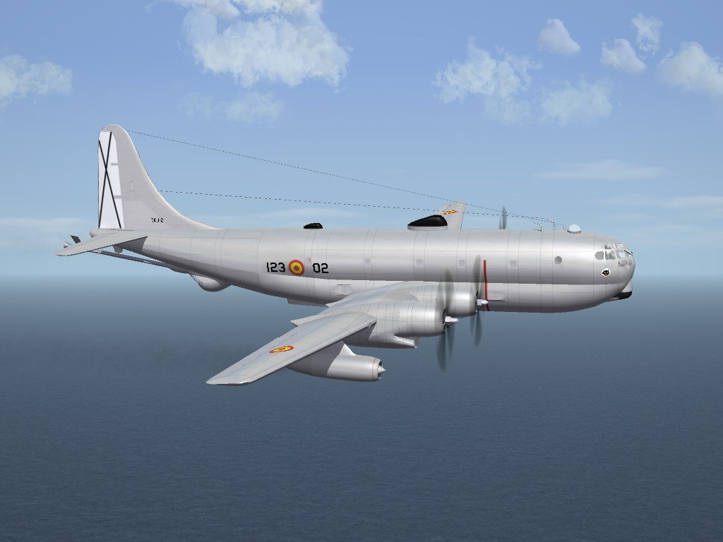 SF2 Boeing KC-97L, EdA, Skin/Decal Pack