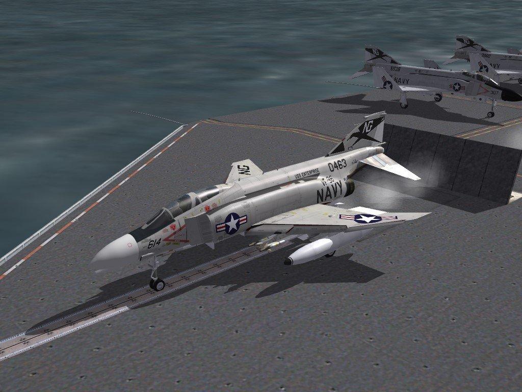 SF2 F-4B Phantom (Mytai) CVW-9 Skin/Decal Pak