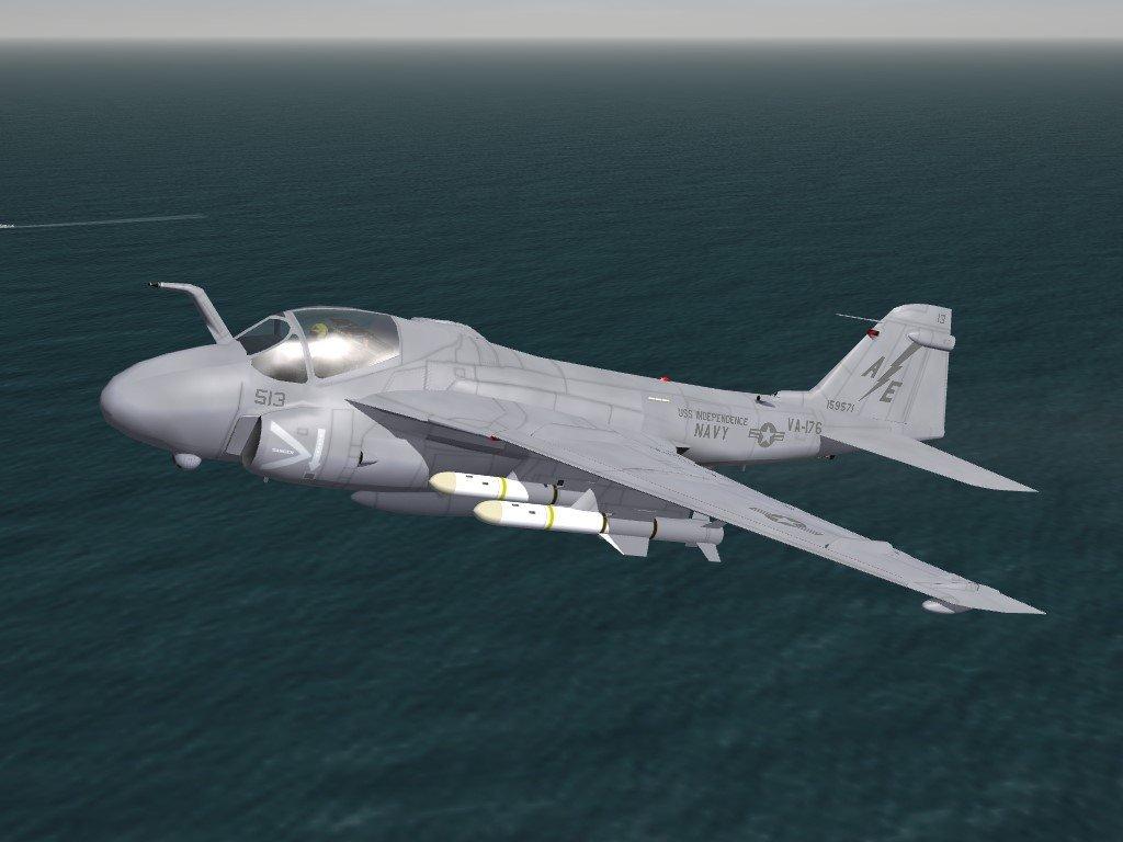 SF2NA A-6E TRAM VA-176 Skin/Decal Pak