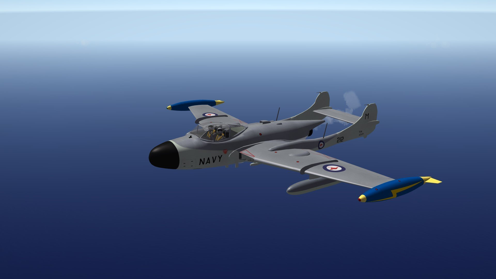 de Havilland Sea Venom FAW.53