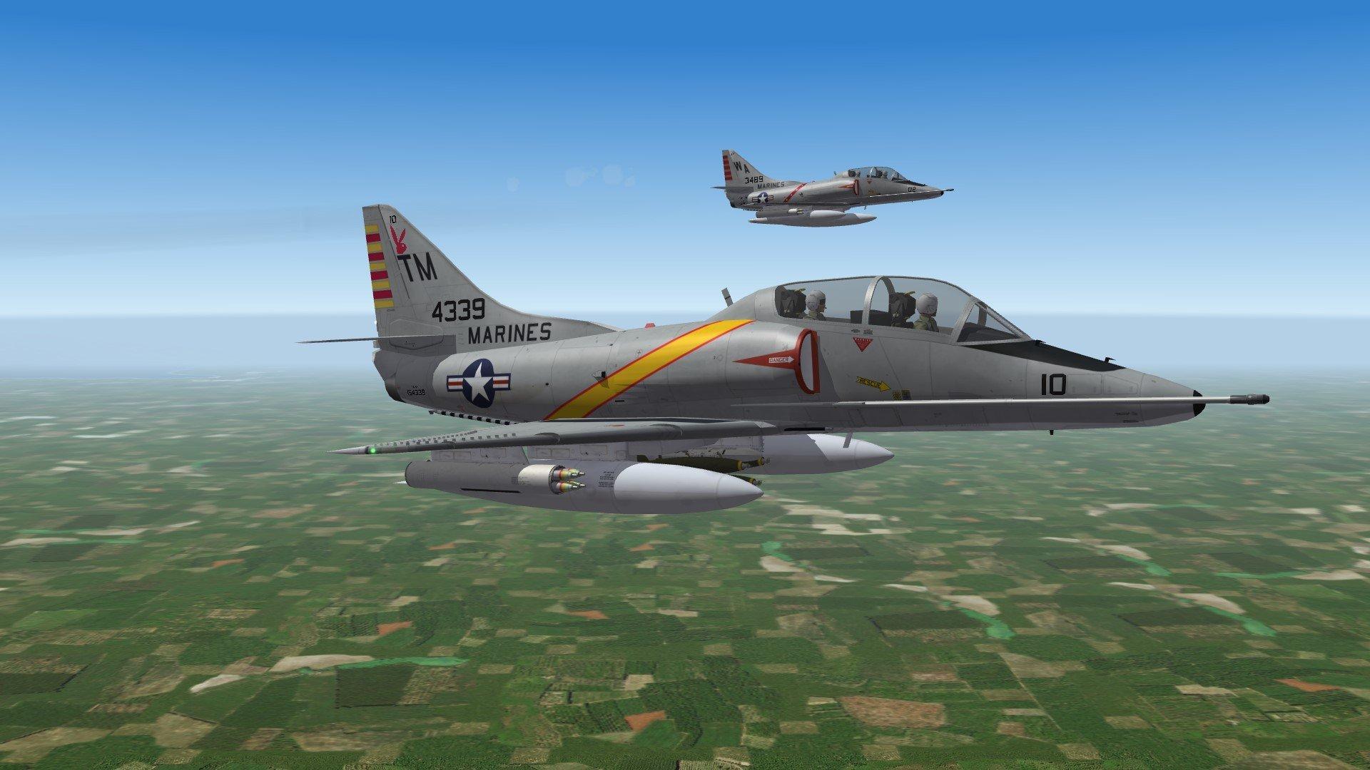 SF2 TA-4F Vietnam FastFACs - Revamp