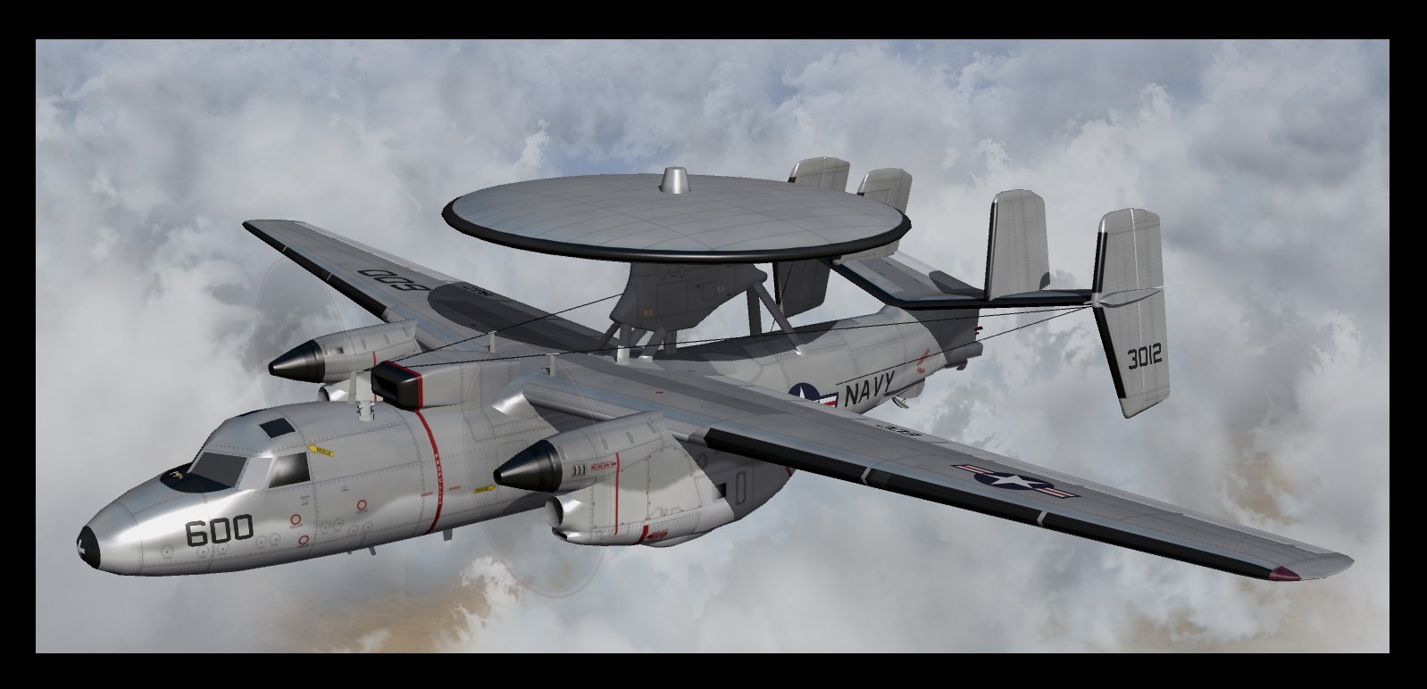 Thirdwire E-2C Hawkeye Hi-Rez