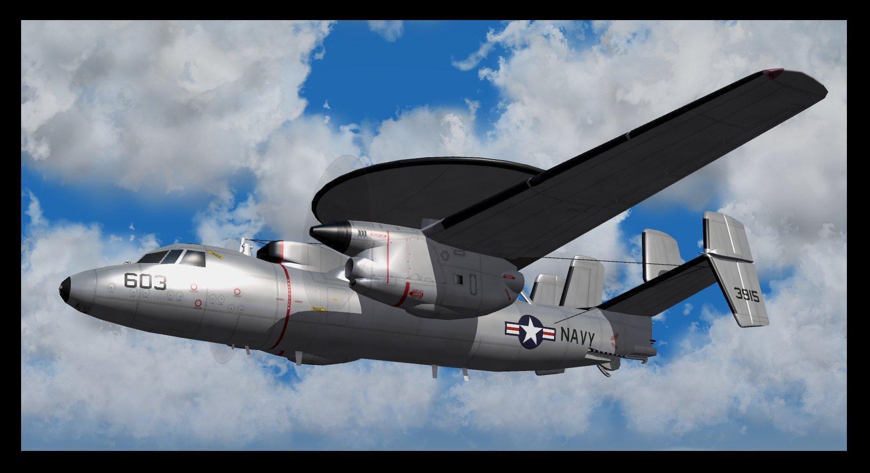 E-2C Hawkeye Late