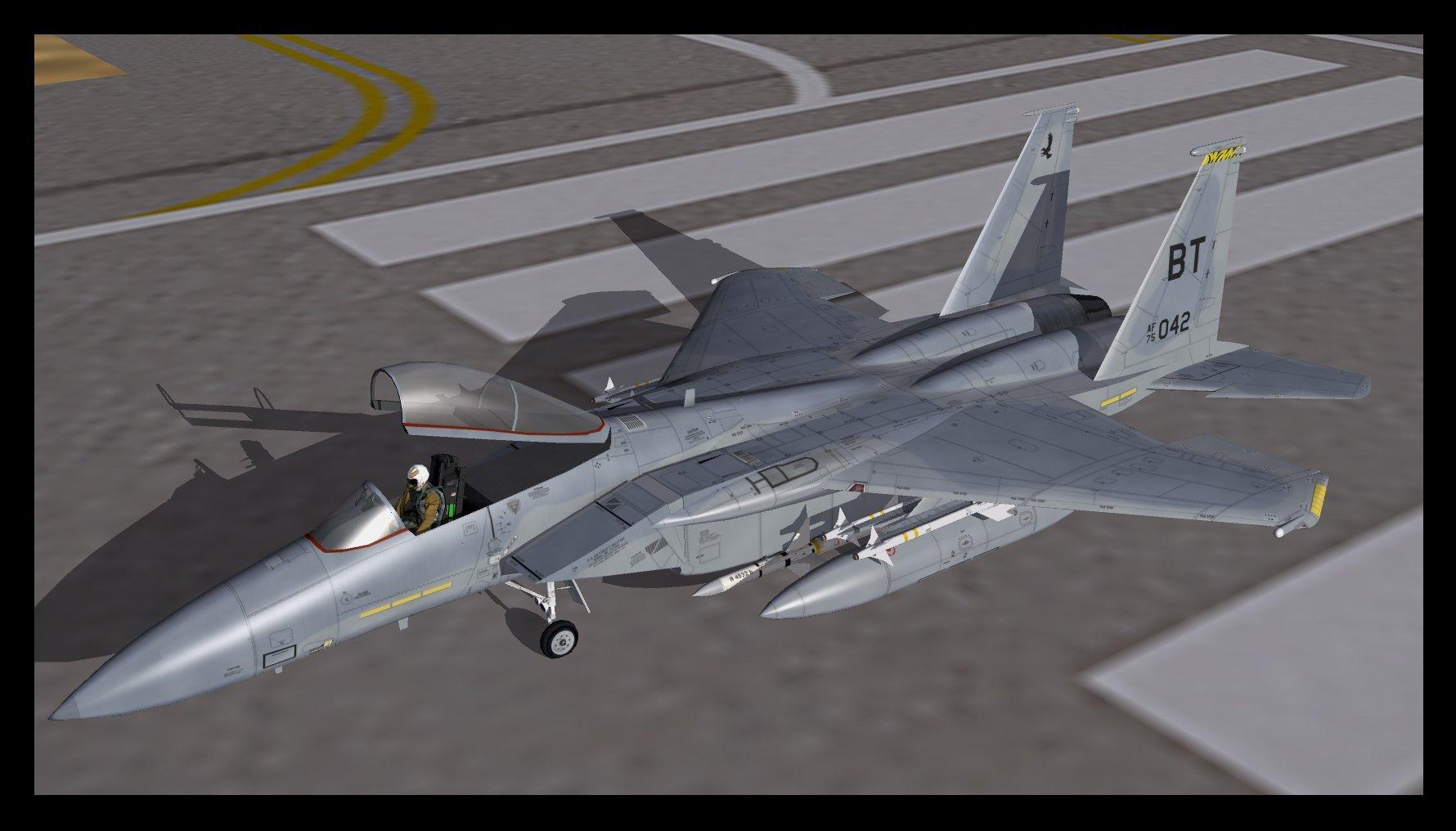F-15A Hi-Rez with Lo-Viz Stencil