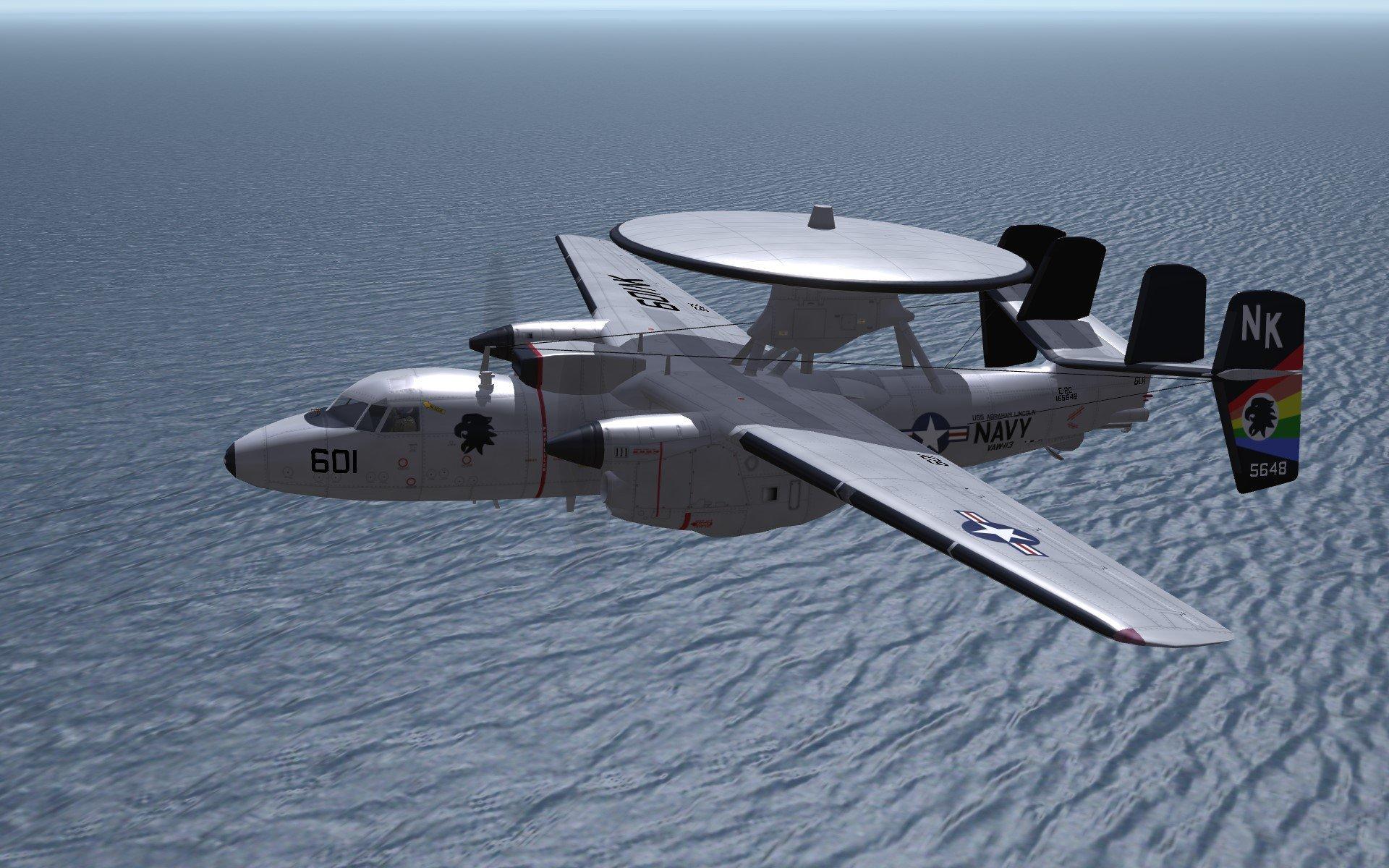 E-2C VAW-113 Skin Pack