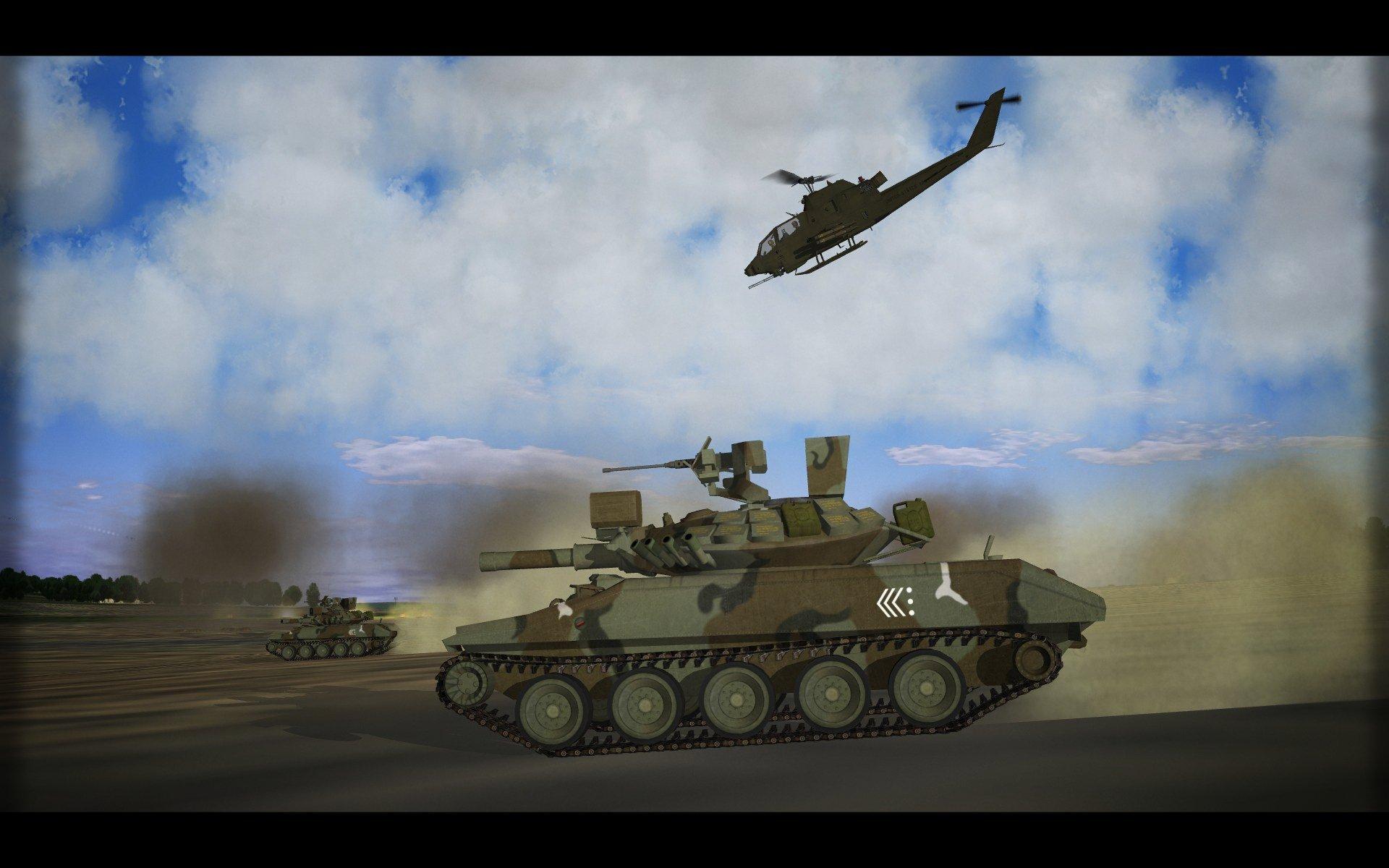 M551 AR/AAV Sheridan V.1