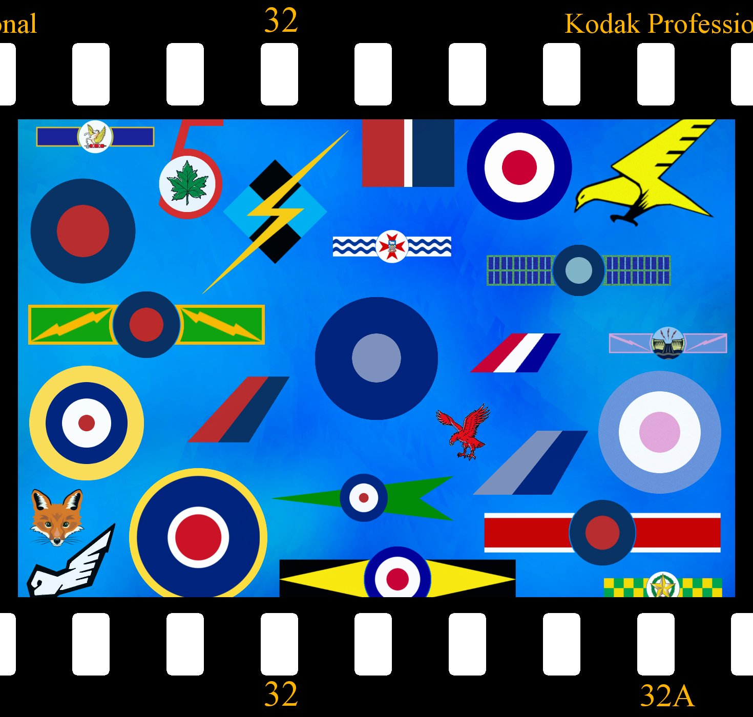 Spinners' RAF/RN Decal Pack Version 8