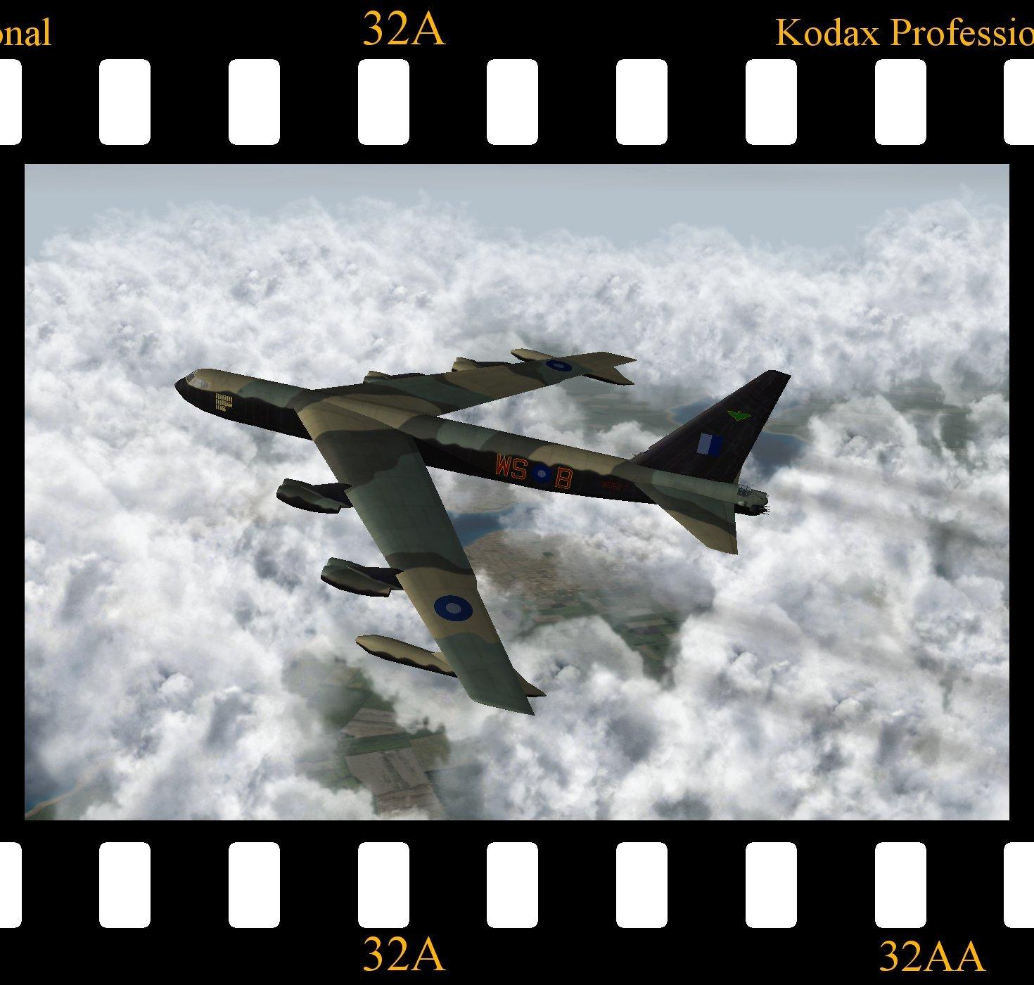 Boeing B-52K Stratofortress B.1