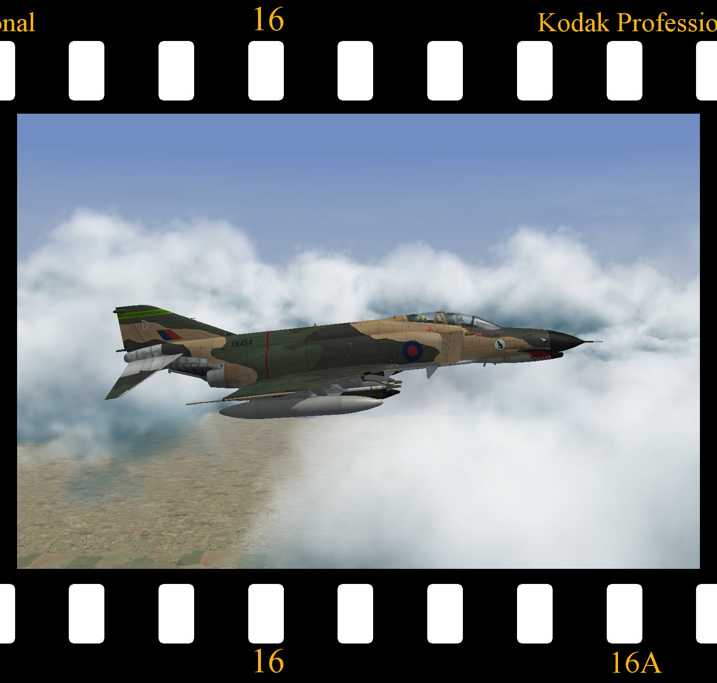 Phantom FGR.5 - RAF Near East Air Force