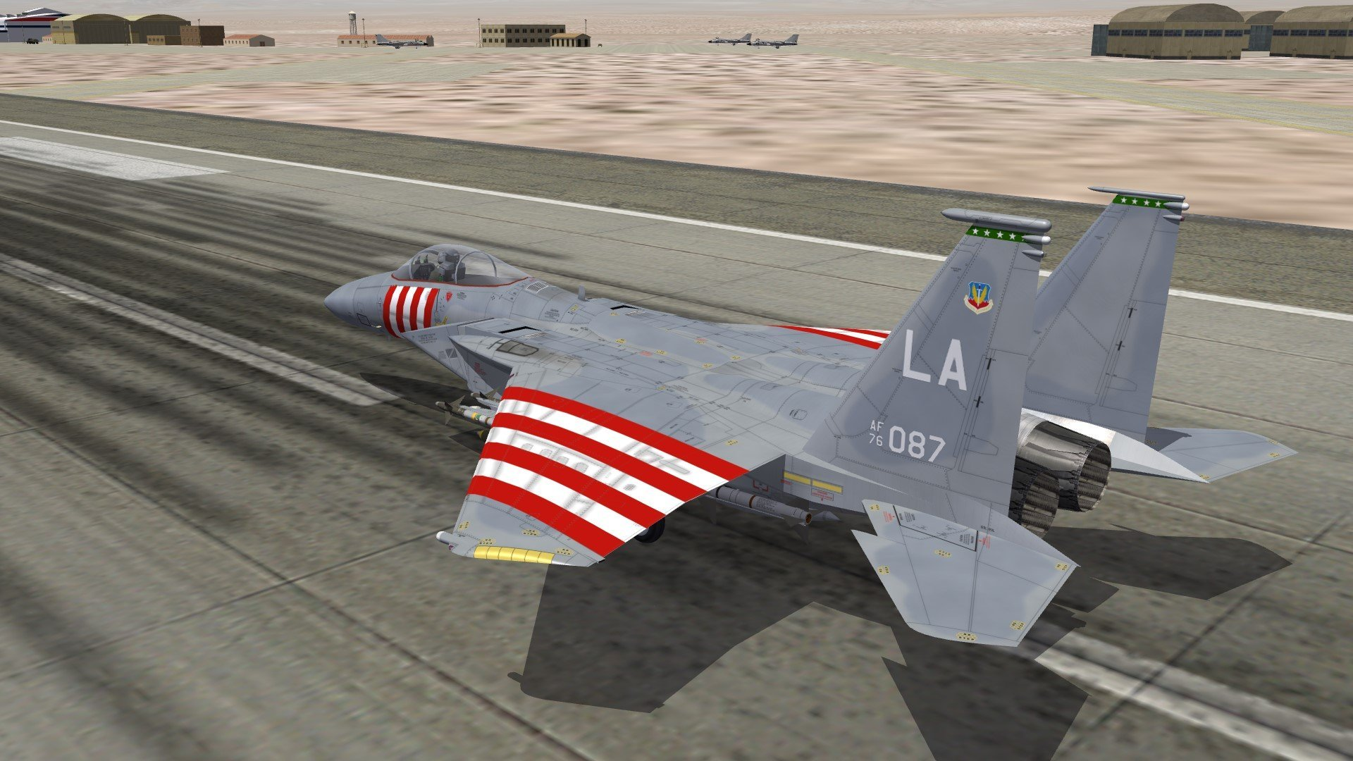 TW F-15A Variants of Pappy's Excellent F-15A Skins