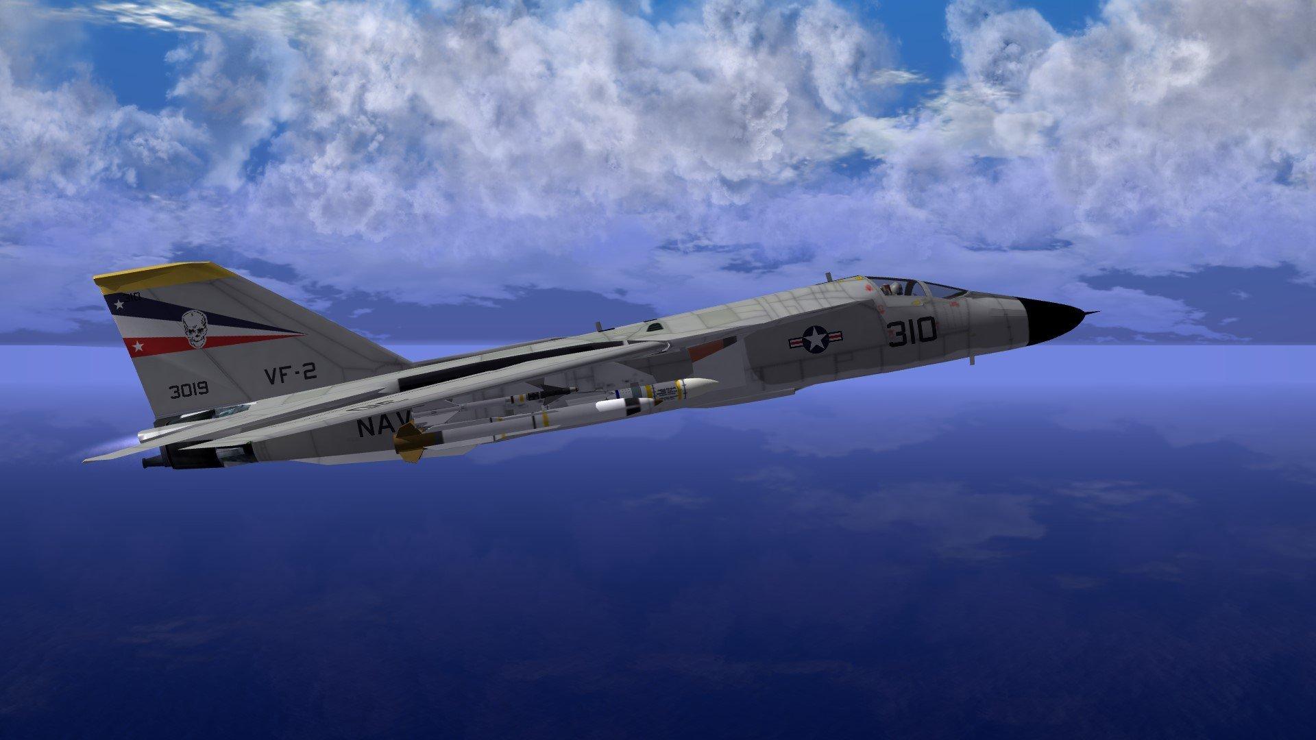 VF squads F-111B Dominator
