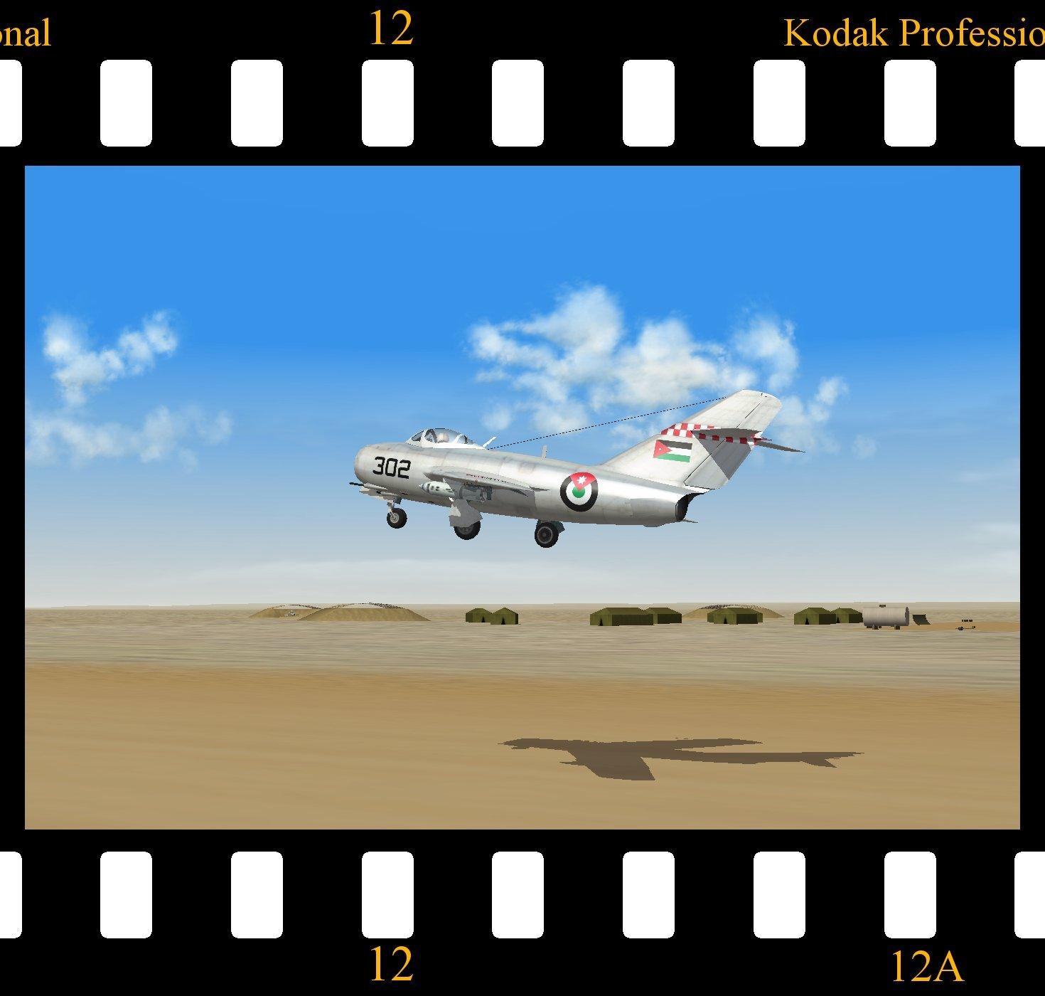 Mikoyan-Gurevich MiG-15bis - RJAF