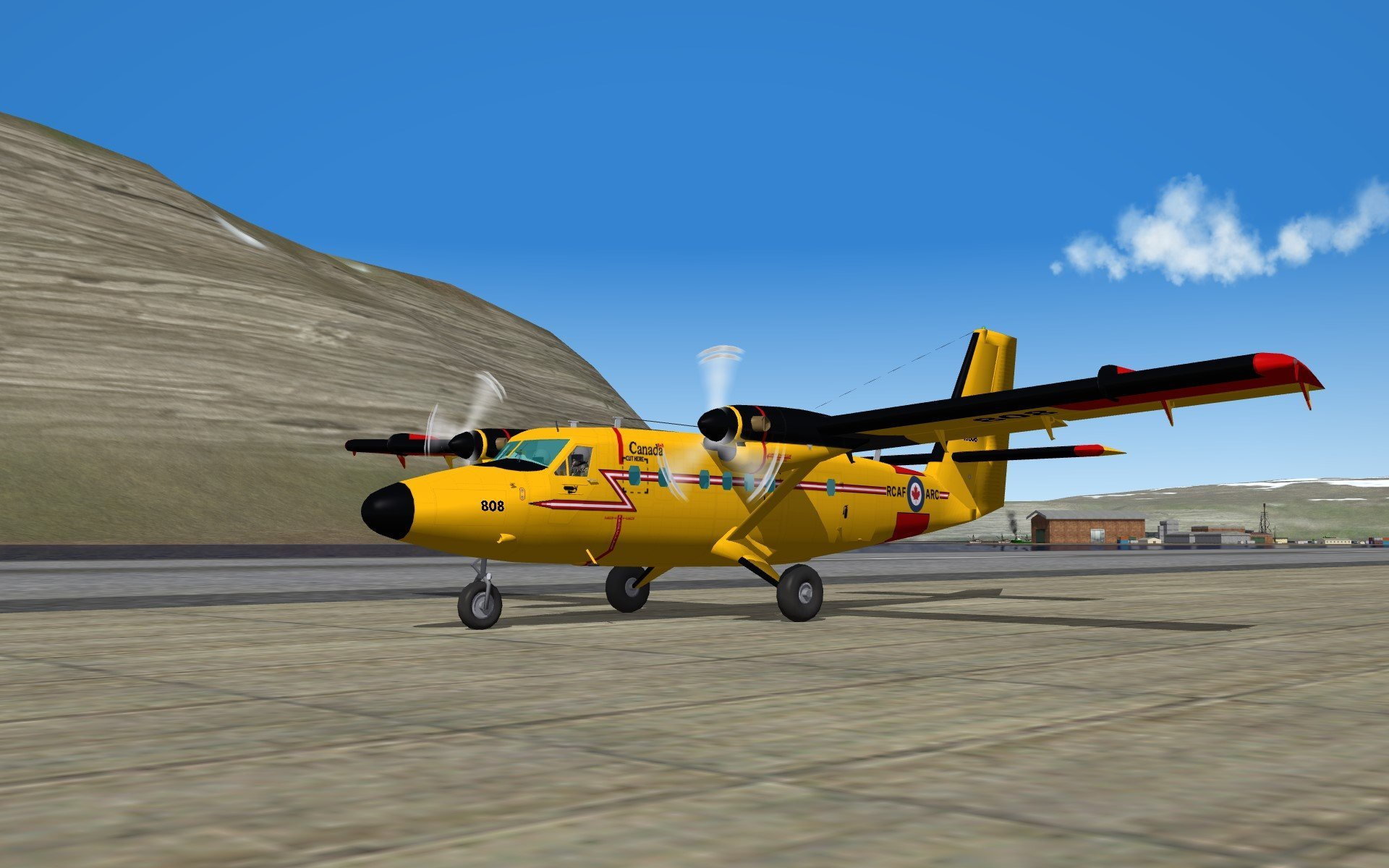 DHC-6 (CC-138) Twin Otter