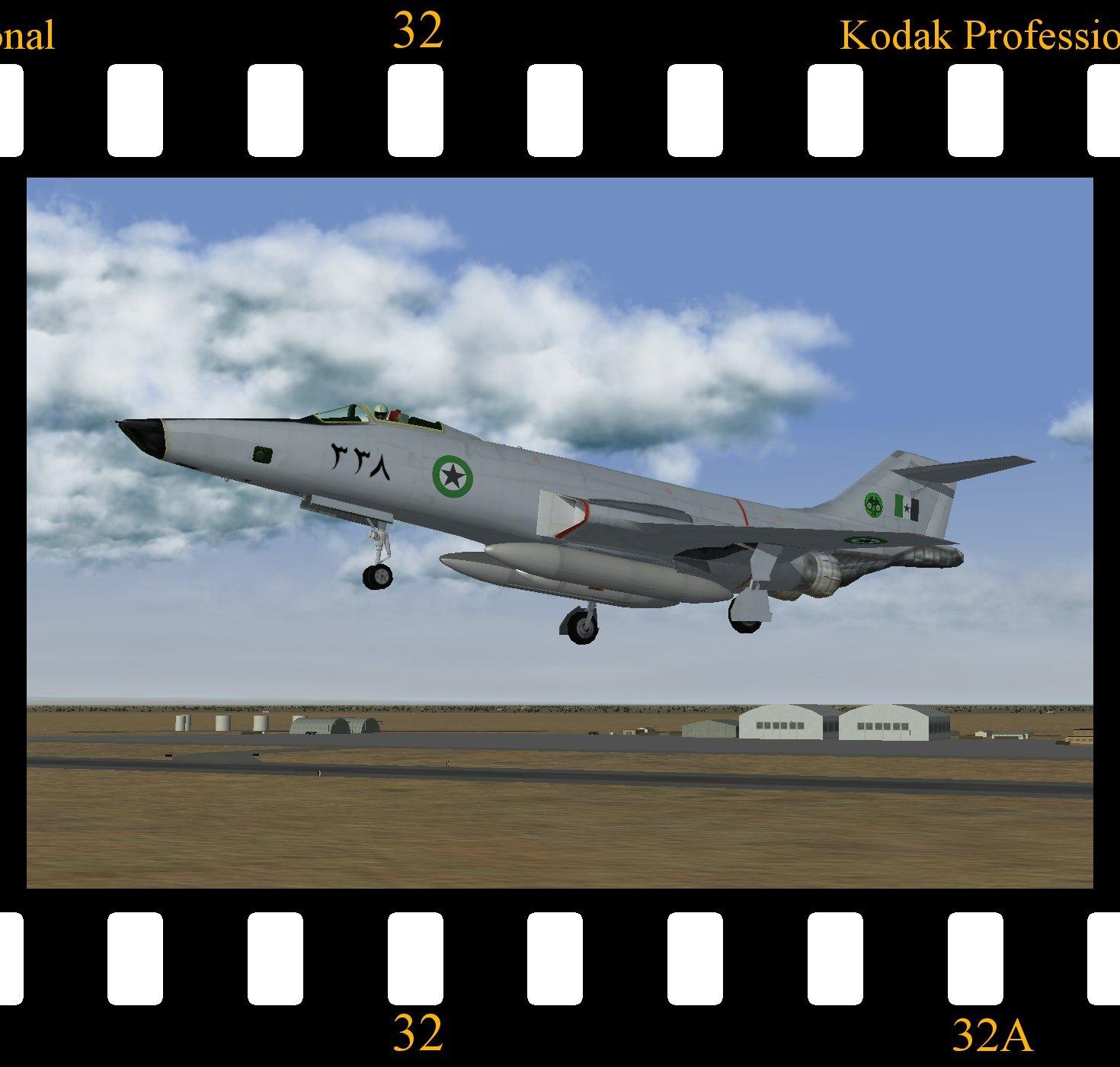 [Fictional] Dhimari RF-101C Voodoo