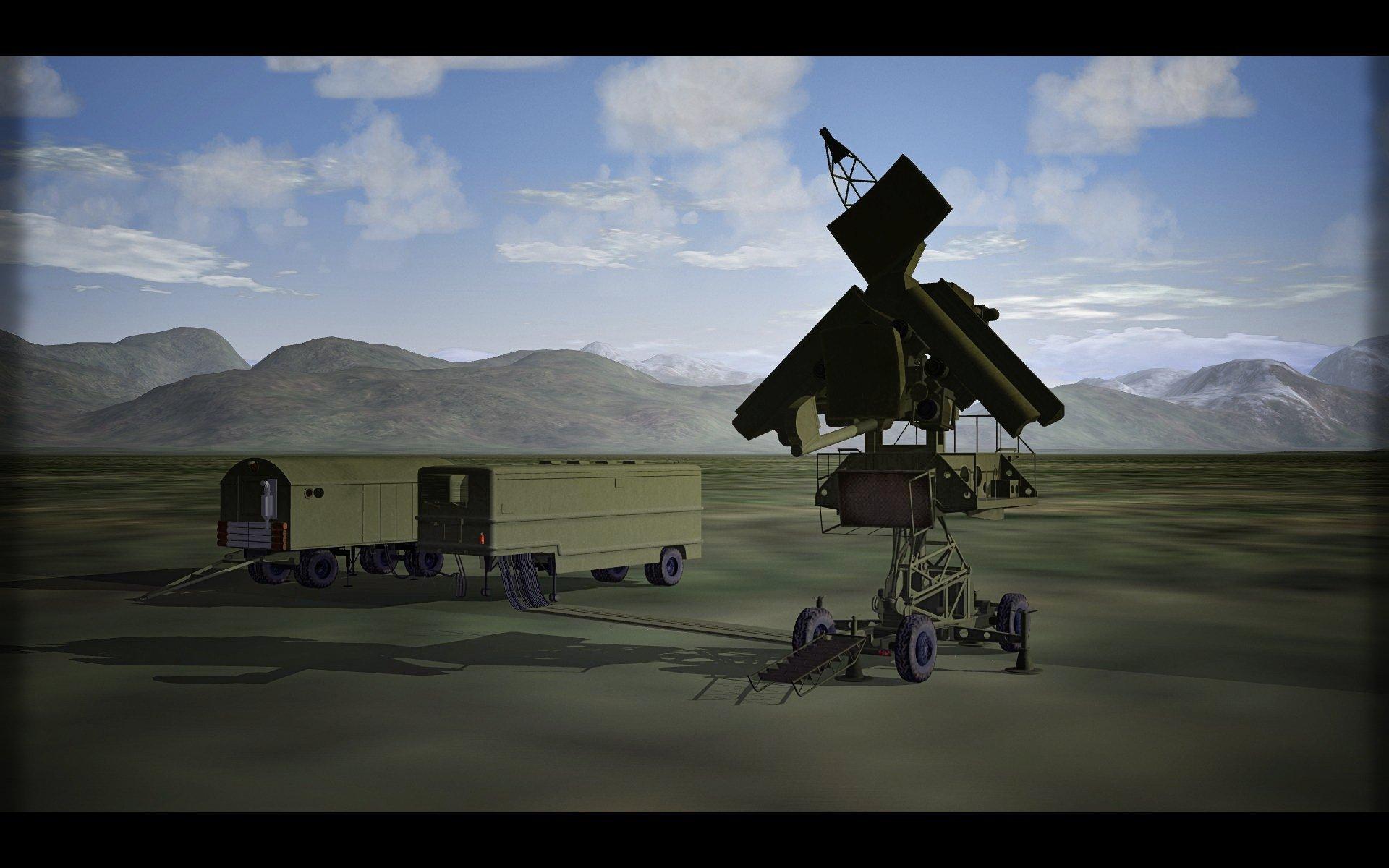 SNR-125 Low Blow Radar V.1
