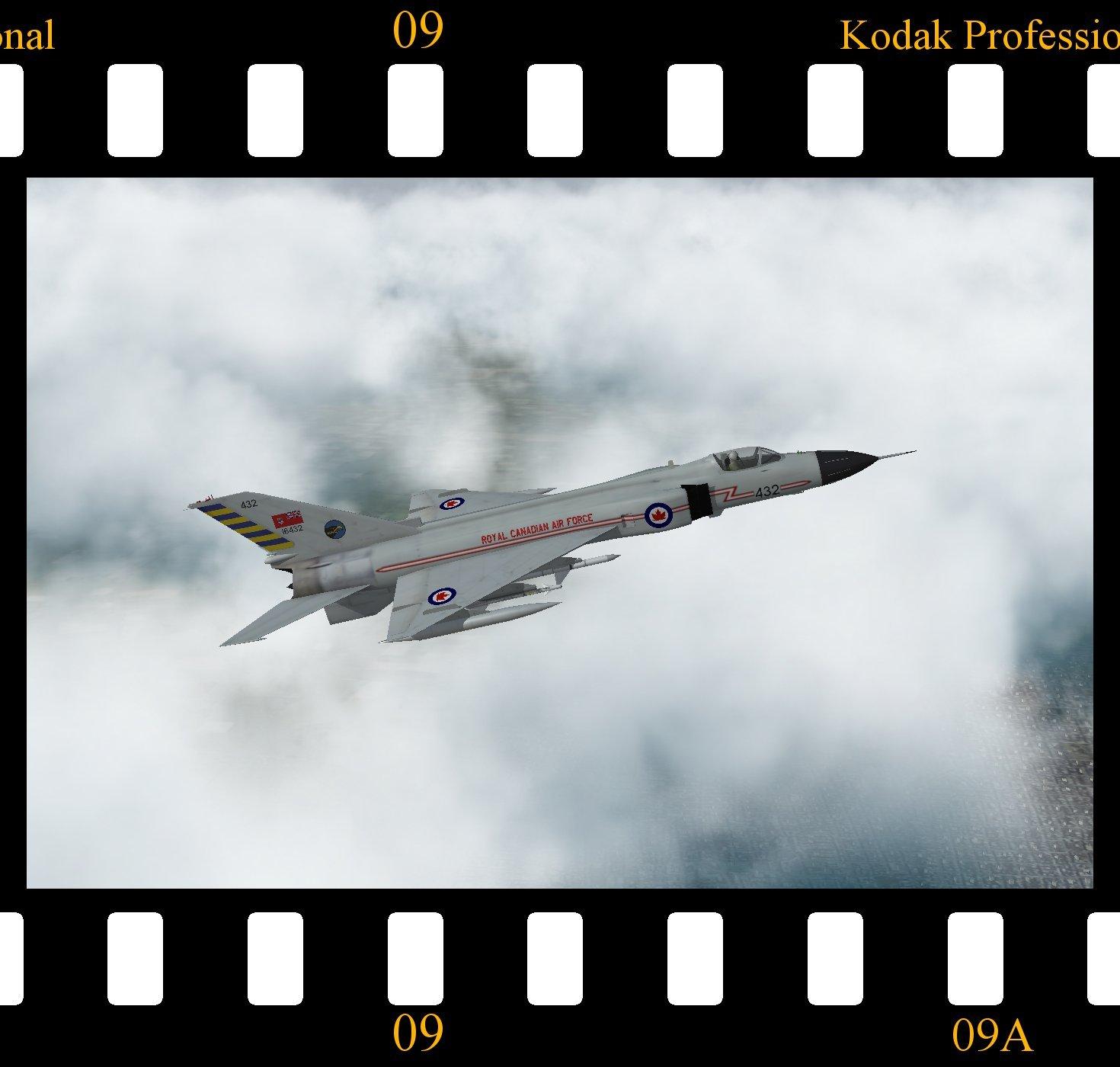 Avro Canada CF-103 Archer