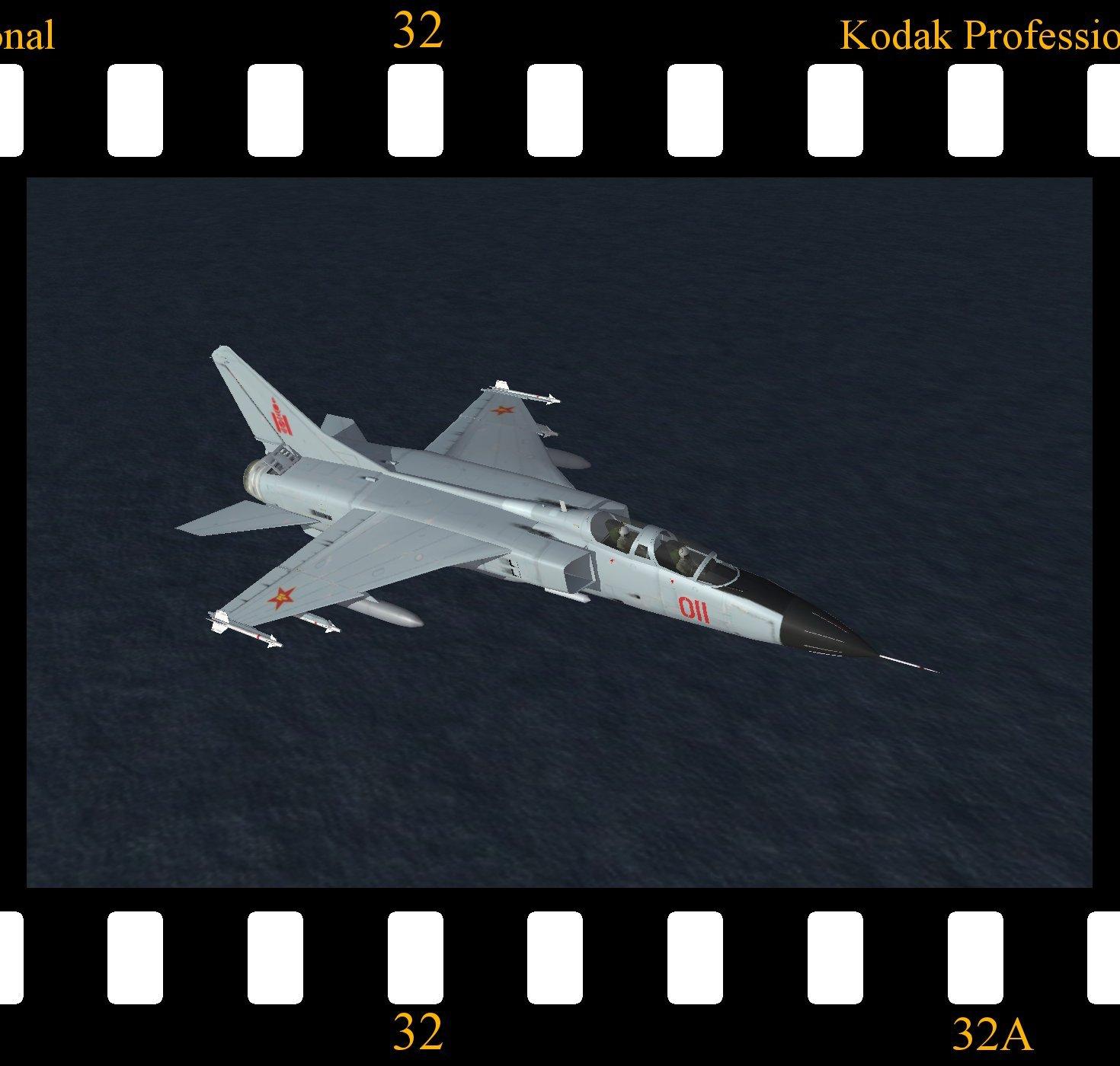 Xian FBC-1M 'Flying Leopard'