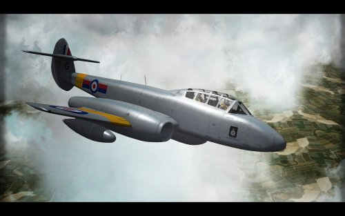 Gloster Meteor T.7 SF2 V.2