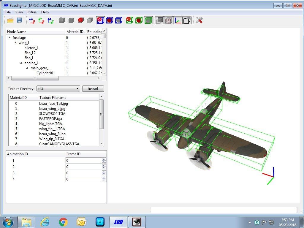 SF2 WW2 ETO Beaufighter Tweeks & Adjustment Pack