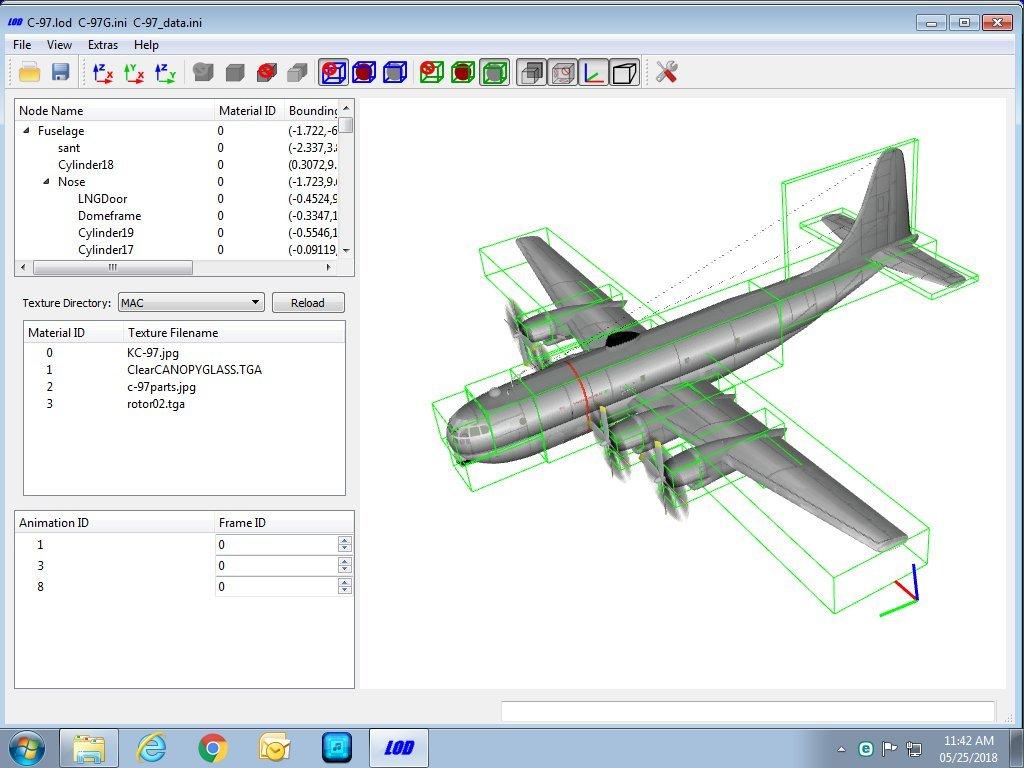 SF2 C-97 & HC-97 Data Ini Upgrade Pack