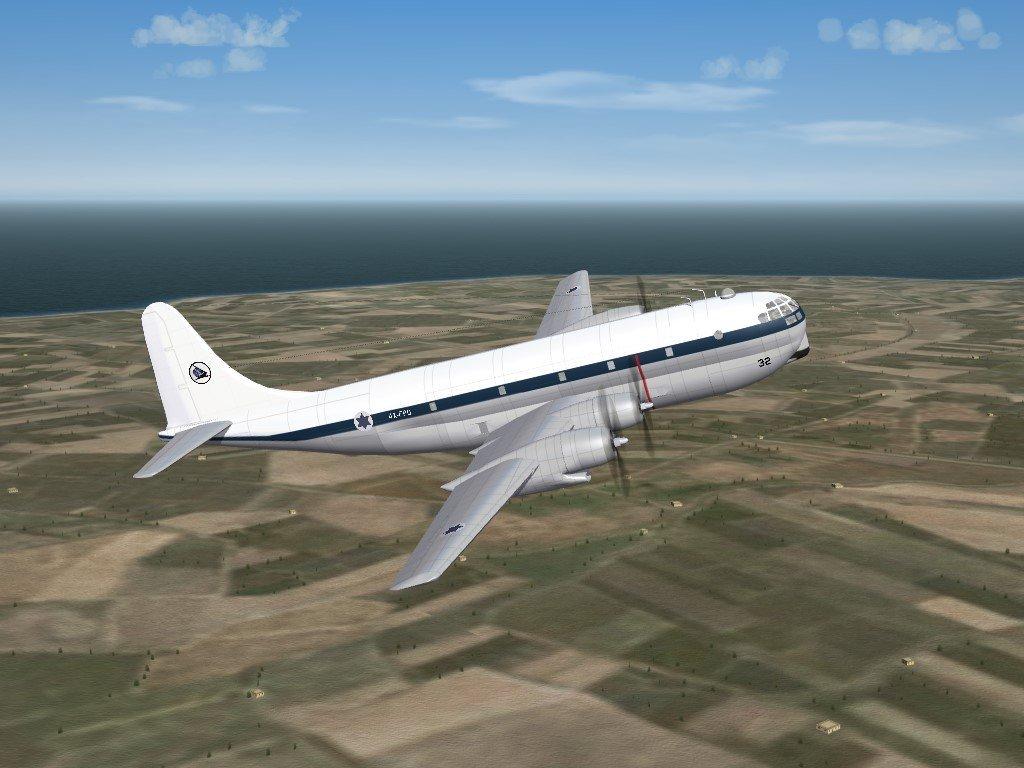 "SF2:I Boeing C-97 ""Anak"", IDF/AF Pack"
