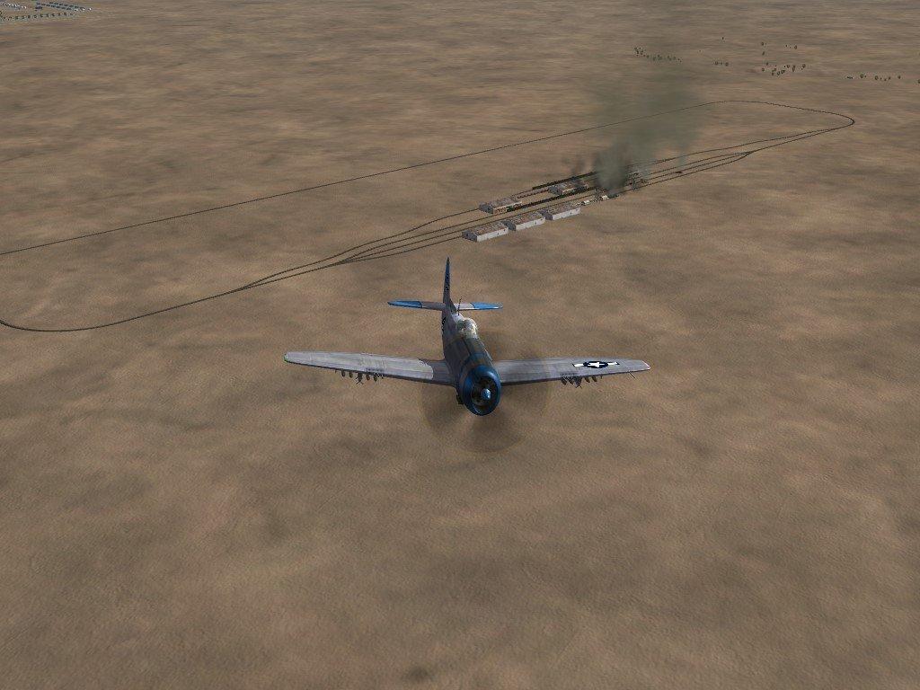 WW2 Allied Bombing Range - Final-