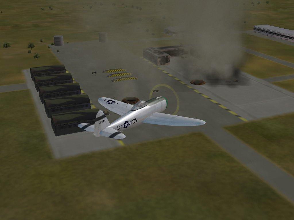 WW2 Allied Bombing Range
