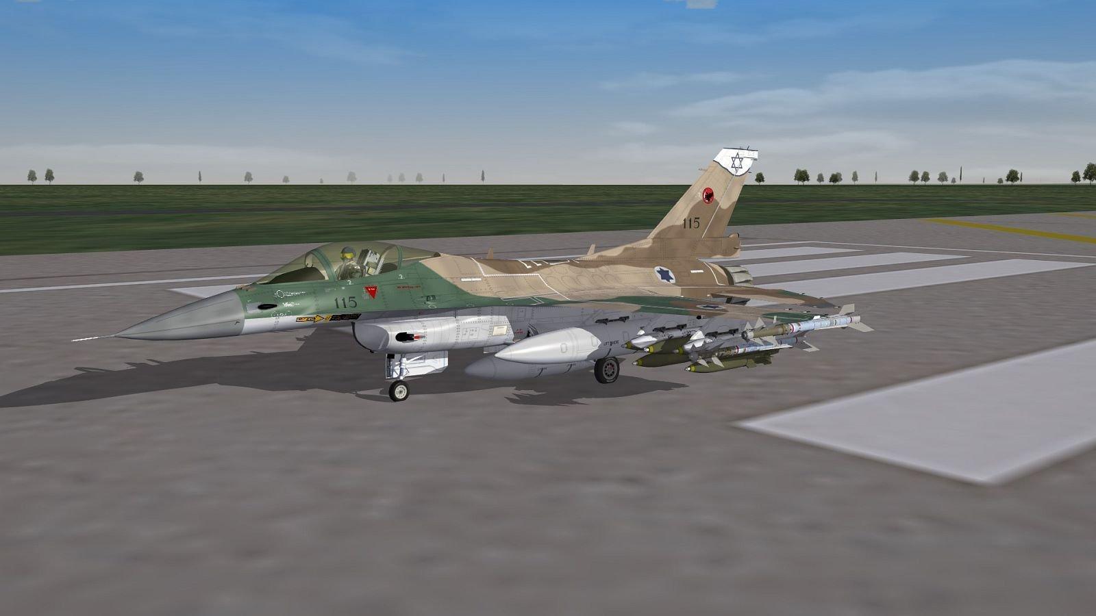 [Fictional] Mitsubishi/IAI F-2I Nachash (Snake)