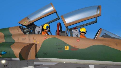 Pilot Mods - CombatACE