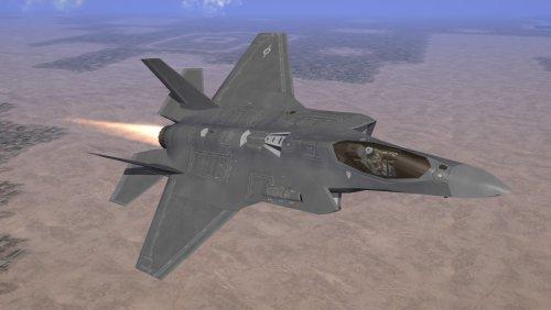 SF2 USAF F-35 redux