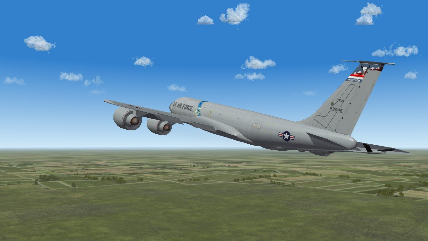 KC-135 Skin Pack 1: Operation Desert Storm