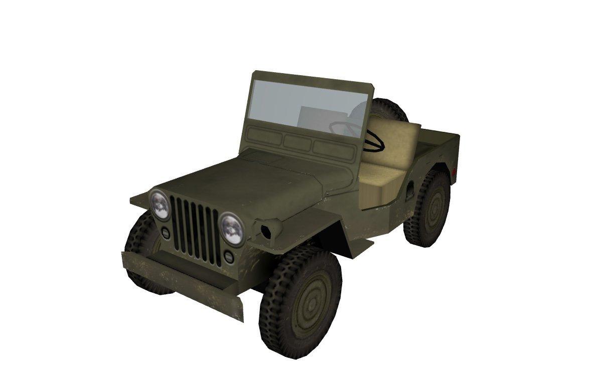 M38 Jeep skins