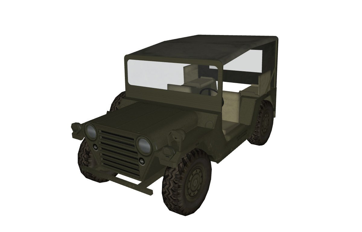 M151 Multi-Utility Tactical Truck (MUTT)