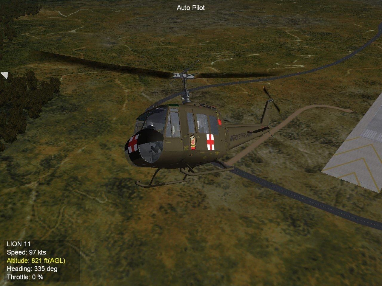 UH-1H Huey Skinpack (V1)