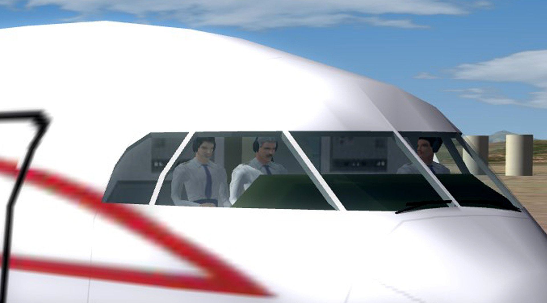Civilian Airline Pilots 2018