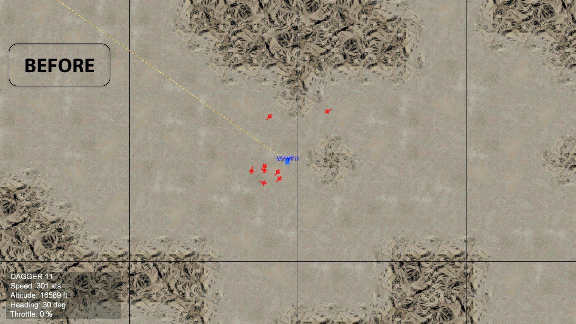 HARD GAME!!! Map Enemy Icon DELETE