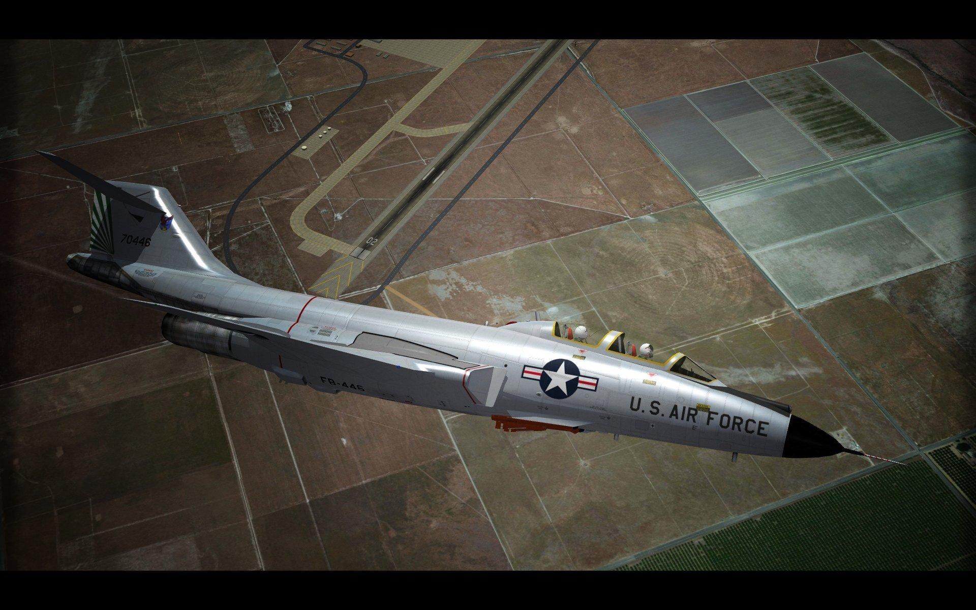 F-101B VooDoo. SF.2 2019 Redux.