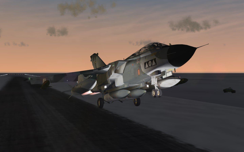 Tornado GR 1A - Thirdwire: Strike Fighters 2 Series - File