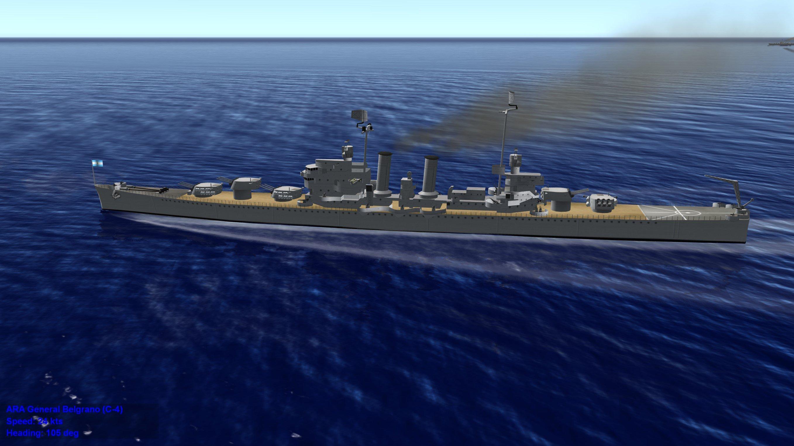 ARA General Belgrano (C-4)