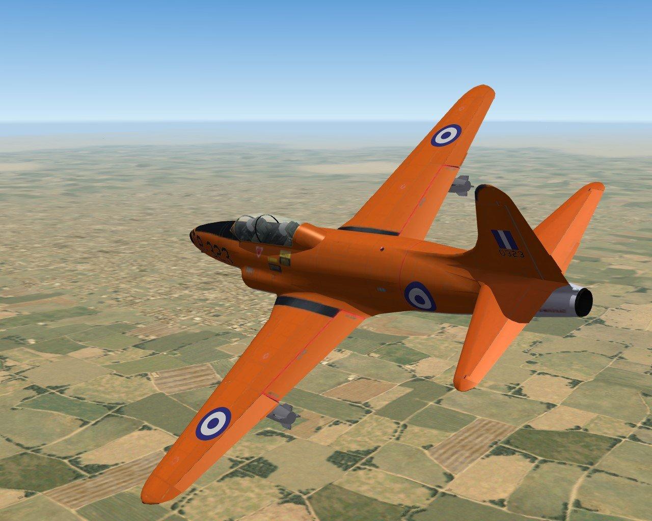 T-33A HAF V.2