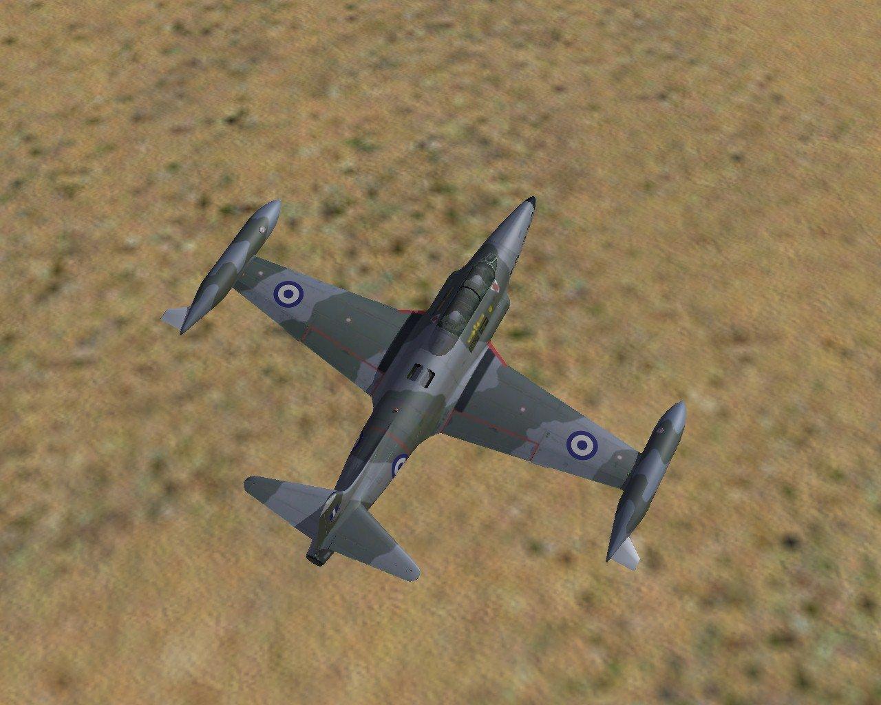 T-33A HAF V.1