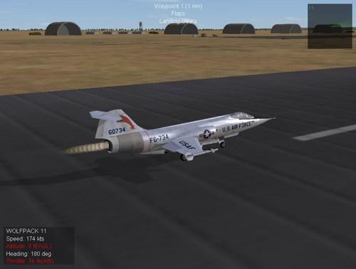 F-104 Starfighter - CombatACE