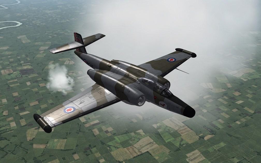 SF2 CF-100 MK-4B NATO