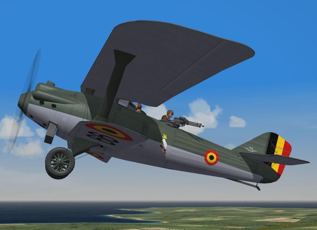 Belgian BR.XIX (1940)