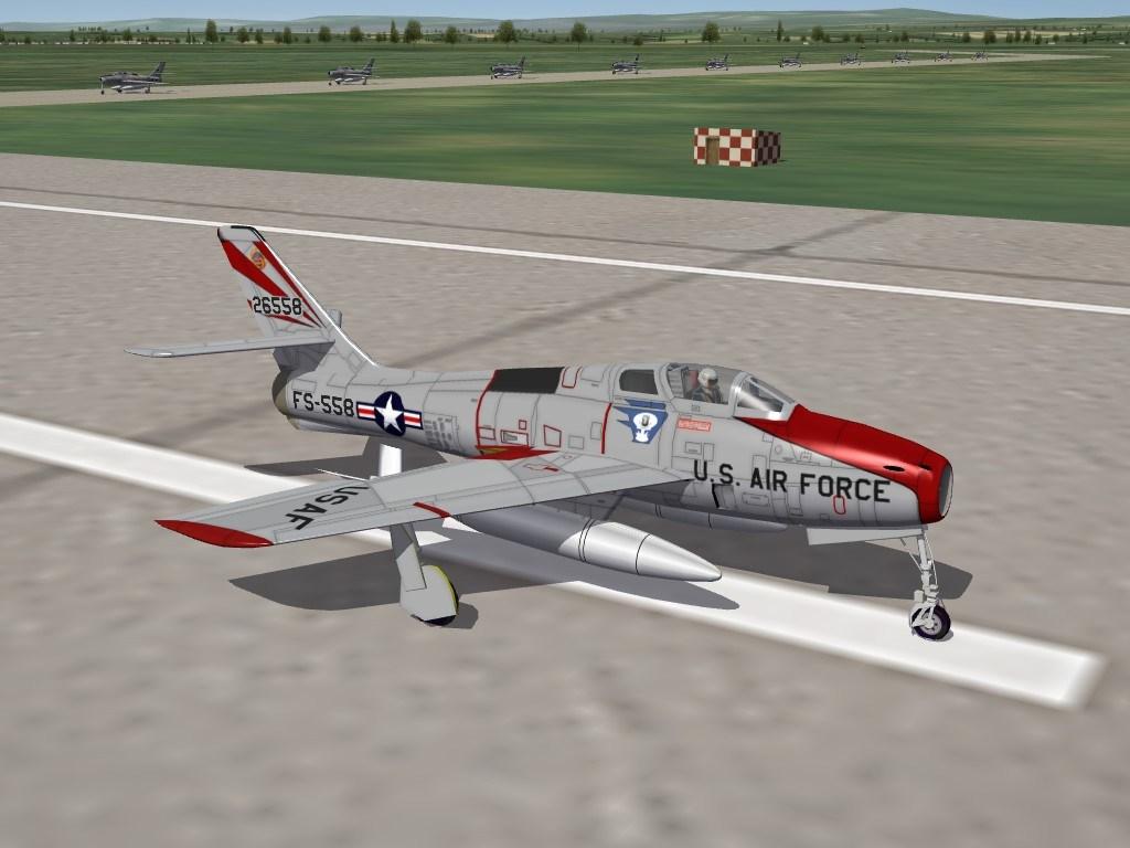 F-84F 78th TFS