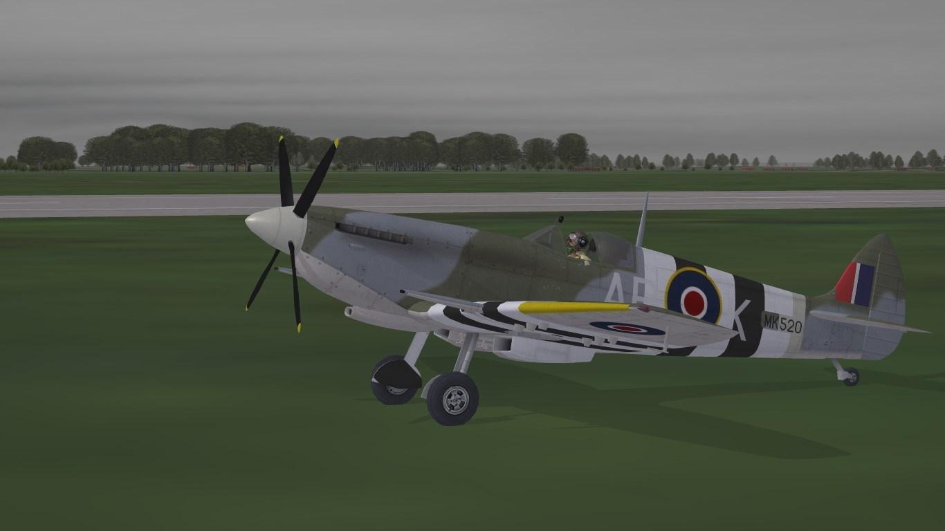 D-Day Spitfires