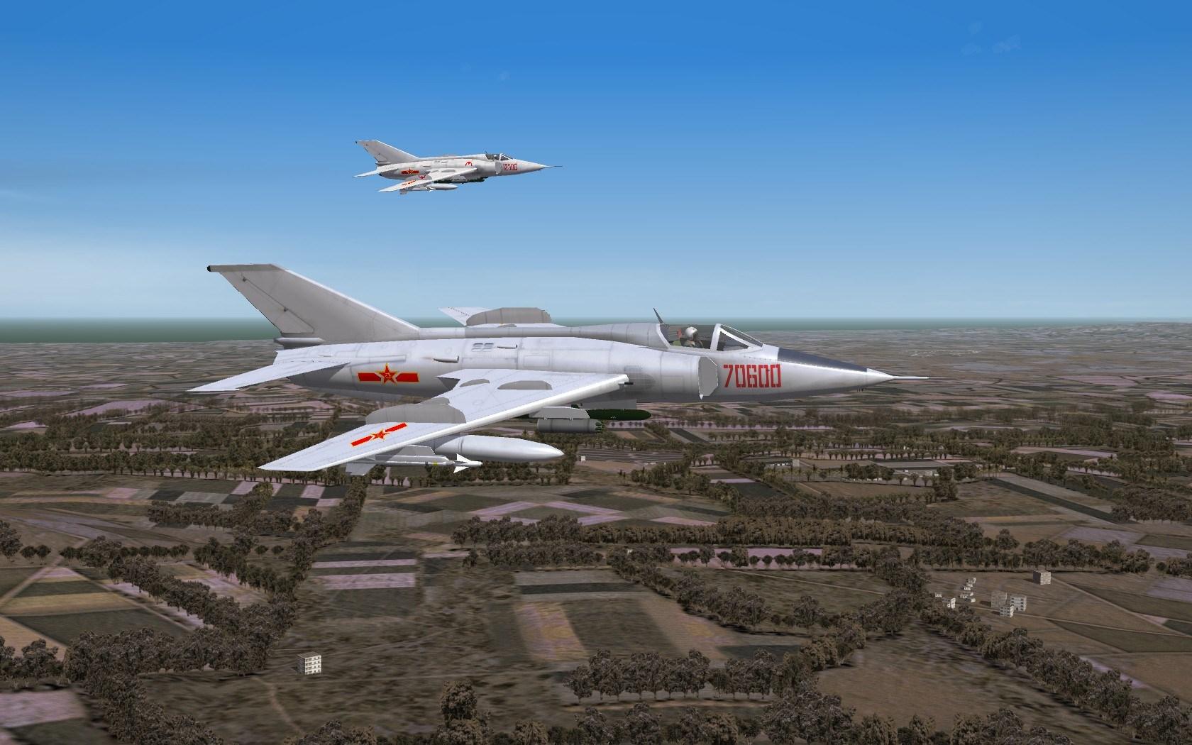 Nanchang Q-5A/E/II SF-2 Repack
