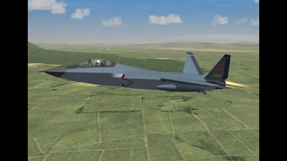 "J-31 Gyrfalcon ""Grey Camo"""