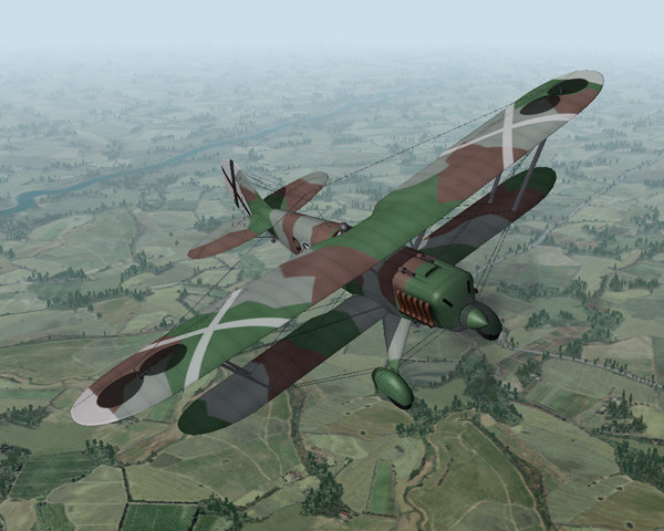 Spanish Civil War, Heinkel He.51